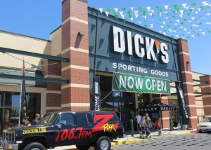 Dick's Sporting Good Grand Opening
