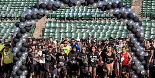 Raiders Run 5k 2014