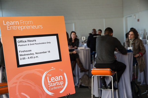 Lean Startup Conference 2015