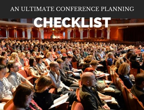 The Ultimate Conference Planning Checklist