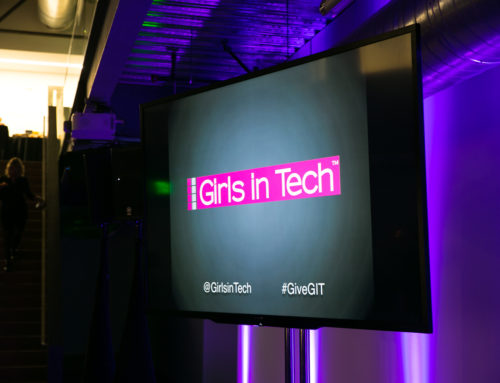 Girls in Tech Cocktail Party Fundraiser