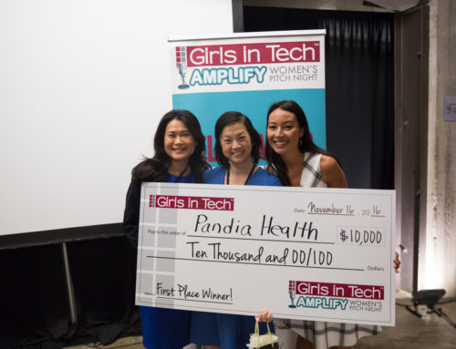 AMPLIFY Women's Pitch Competition